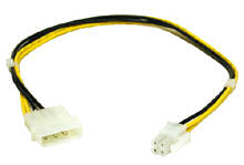 ATX Power Supply to P4 Power Adaptor Cables